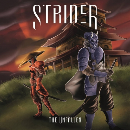 Strider - The Unfallen (2020)