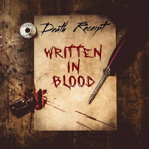 Death Receipt - Written in Blood (2020)