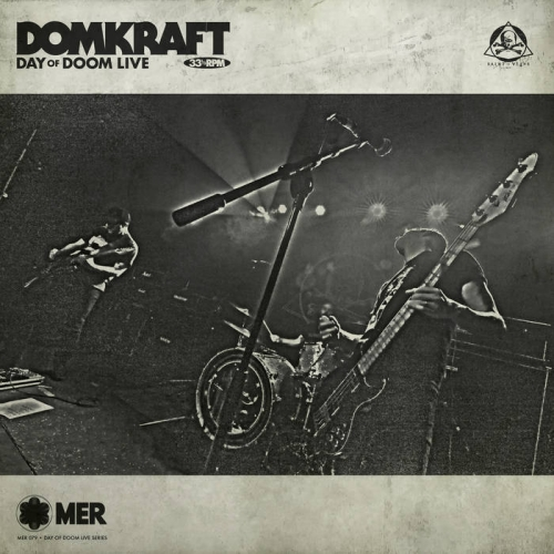 Domkraft - Live at Day of Doom (2020)