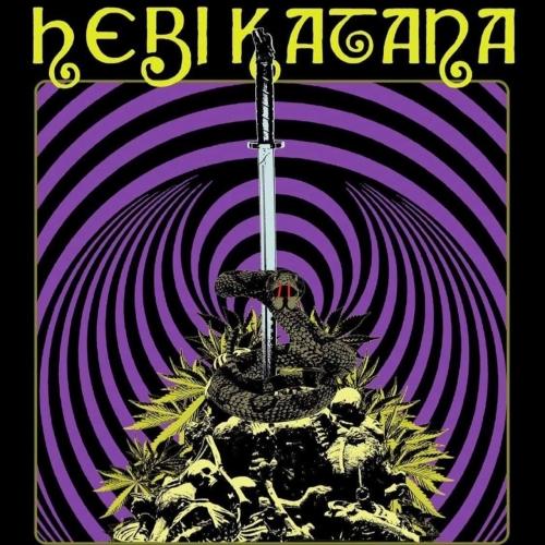 Hebi Katana - Hebi Katana (2020)