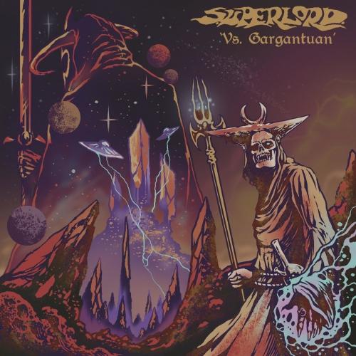 Superlord - Vs. Gargantuan (EP) (2020)