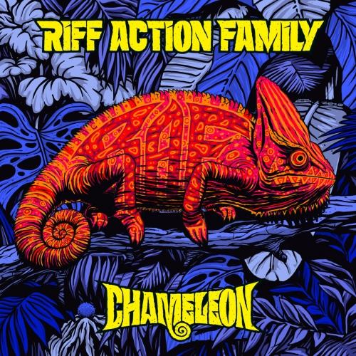 Riff Action Family - Chameleon (2020)