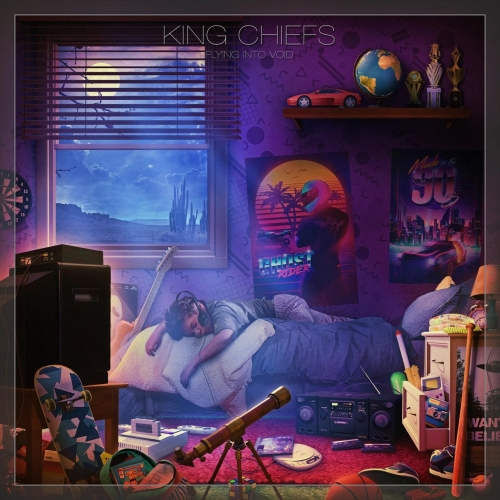 King Chiefs - Flying into Void (2020)