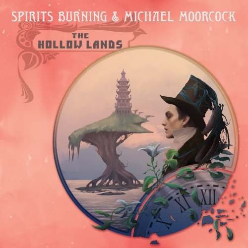Spirits Burning & Michael Moorcock - The Hollow Lands (2020)