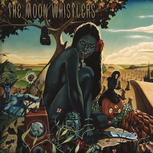 The Moon Whistlers - Phat Earth (2020)
