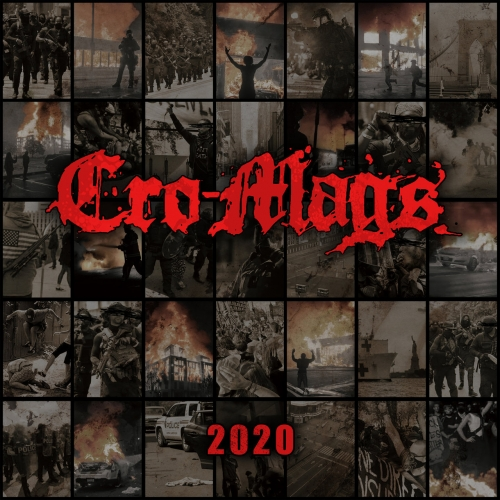 Cro-Mags - 2020 (EP) (2020)