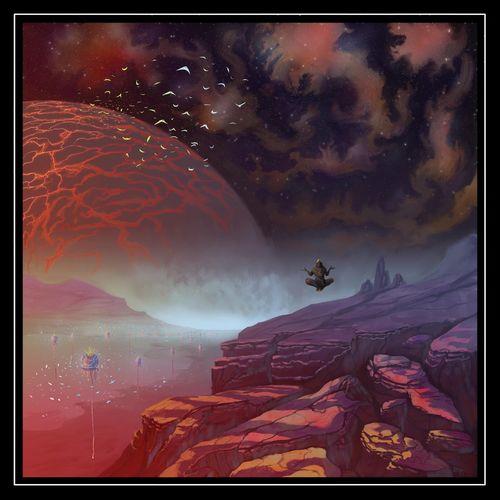 Caelestra - Black Widow Nebula (2020)