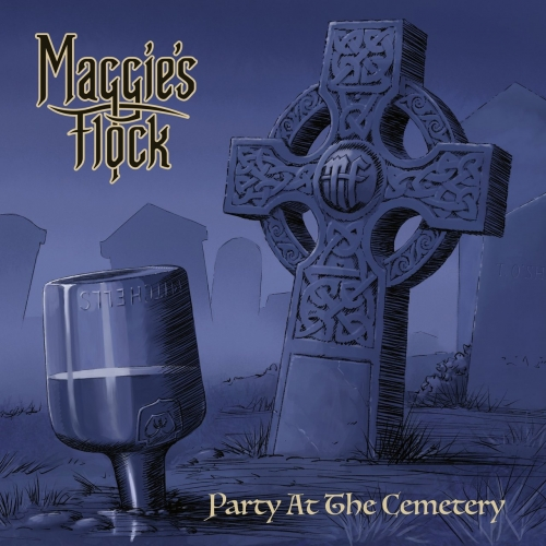 Maggie's Flock - Party at the Cemetery (2020)