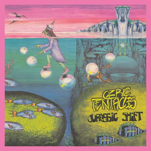 Ozric Tentacles - Jurassic Shift (2020 Ed Wynne Remaster)
