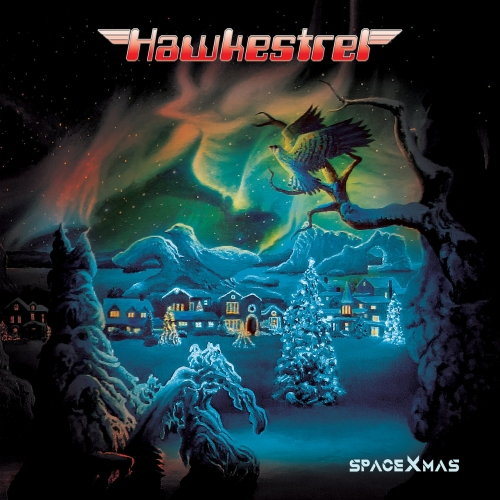 Hawkestrel - Spacexmas (2020)