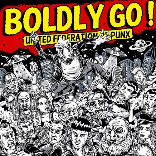 Boldly Go! - United Federation of Punx (2020)