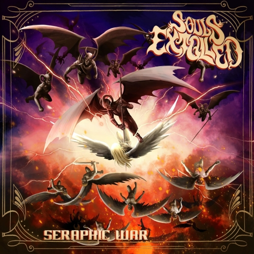 Souls Extolled - Seraphic War (EP) (2020)