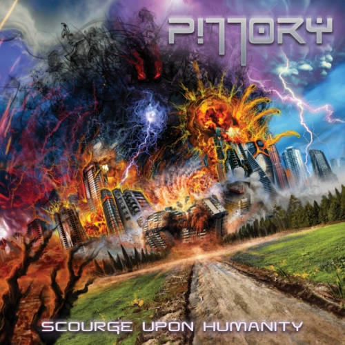 Pillory - Scourge upon Humanity (2020)