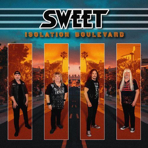 Sweet - Isolation Boulevard (2020)