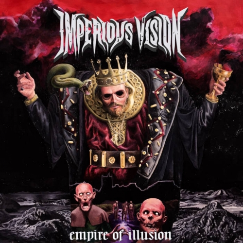 Imperious Vision - Empire of Illusion (2020)
