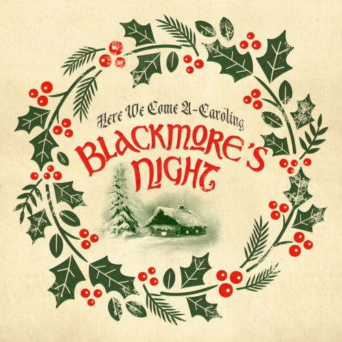 Blackmore's Night - Here We Come A-Caroling (2020)