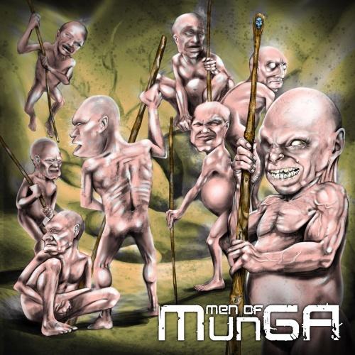 Men Of Munga - Ballads Of Munga And Men (2021)