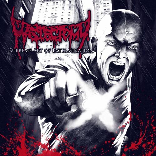 Mastectomy - Supreme Art Of Extermination (2021)