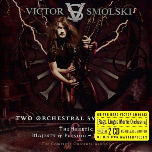 Victor Smolski - Тwо Оrсhеstrаl Sуmрhоnу [2СD] (2013)