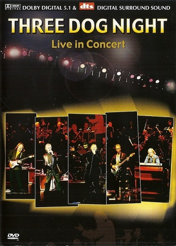 Three Dog Night - Live In Concert (2002)