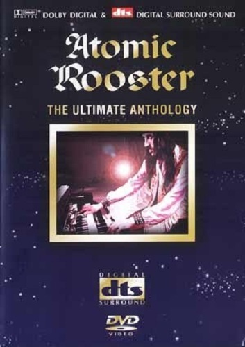 Atomic Rooster - The Ultimate Anthology (1972)