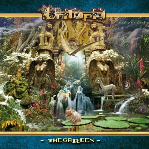 Unitopia - The Garden (3CD Remastered 2020)