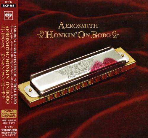 Aerosmith - Ноnkin' Оn Воbо [Jараnеsе Еditiоn] (2004)