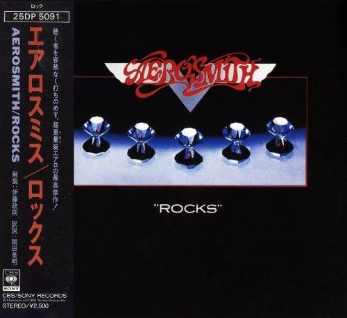Aerosmith - Rосks [Jараnеsе Еditiоn] (1976) [1988]