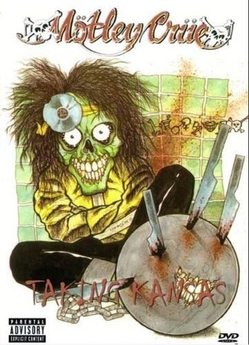 Motley Crue - Taking Kansas (1989) (DVD)