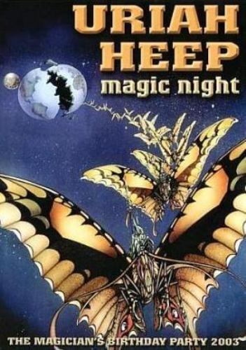 Uriah Heep - Magic Night (2003)