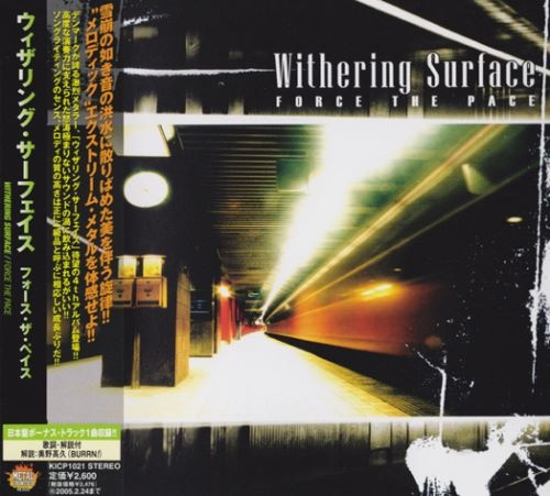 Withering Surface - Fоrсе Тhе Расе [Jараnеsе Еditiоn] (2004)