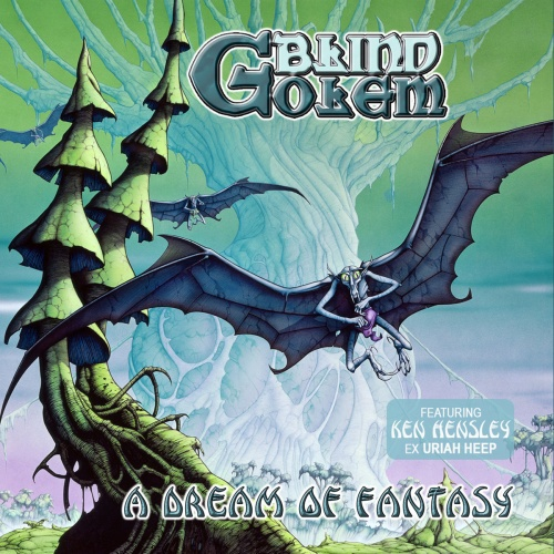 Blind Golem - A Dream of Fantasy (2021)