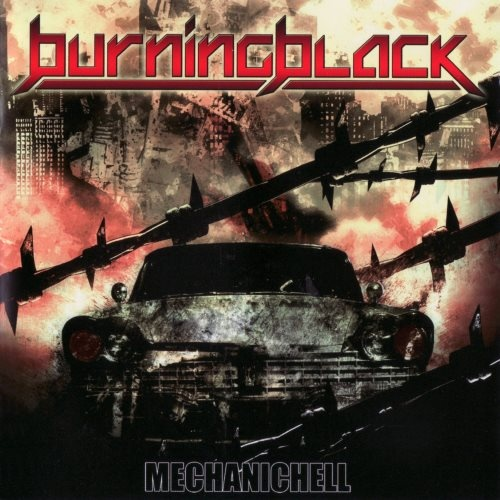 Burning Black - МесhаniсНеll (2009)