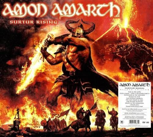 Amon Amarth - Srutur Rsing [Dеluхе Еditiоn] (2011)