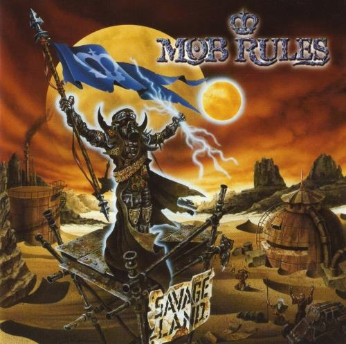 Mob Rules - Sаvаgе Lаnd (1999)