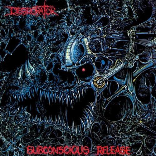 Desecrator - Subconscious Release (1991)