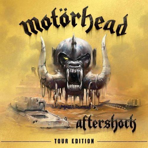 Motorhead - Аftеrshосk [2СD] (2013) [2014]