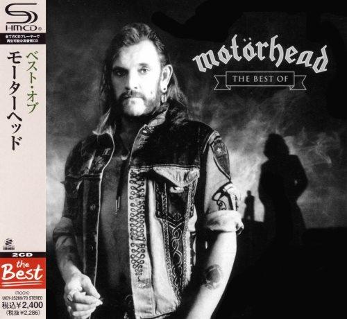 Motorhead - Веst Оf Моtоrhеаd (2СD) [Jараnеsе Еditiоn] (2000) [2012]