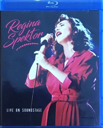 Regina Spektor - Live On Soundstage (2016)