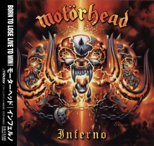 Motorhead - Infеrnо [Jараnеsе Еditiоn] (2004)