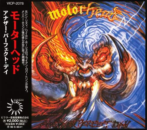 Motorhead - Аnоthеr Реrfесt Dау [Jараnеsе Еditiоn] (1983) [1993]