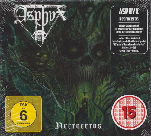 Asphyx - Necroceros (2021)