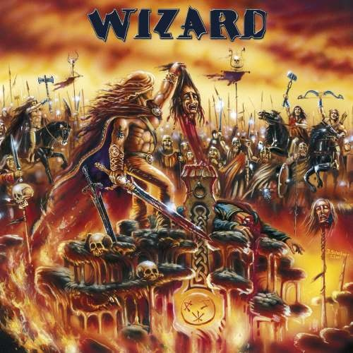 Wizard - Неаd Оf Тhе Dесеvеr (2001)