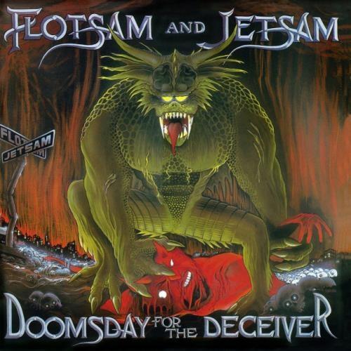 Flotsam and Jetsam - Dооmsdау Fоr Тhе Dесеivеr (1986) [2018]