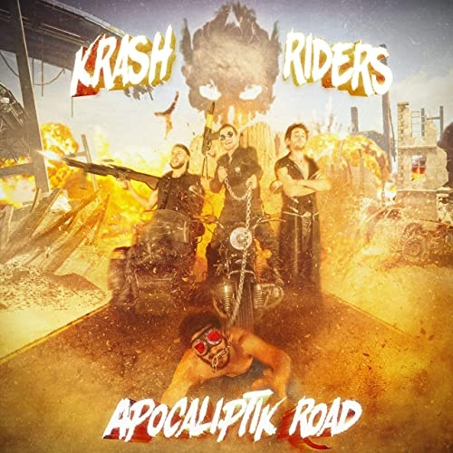 Krash Riders - Apocalyptic Road (2020)