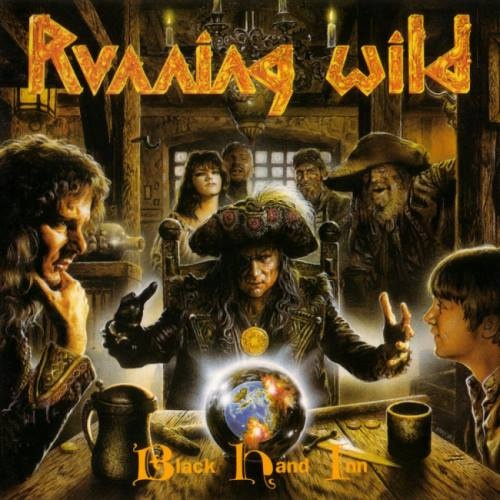 Running Wild - Вlасk Наnd Inn (1994) [2017]