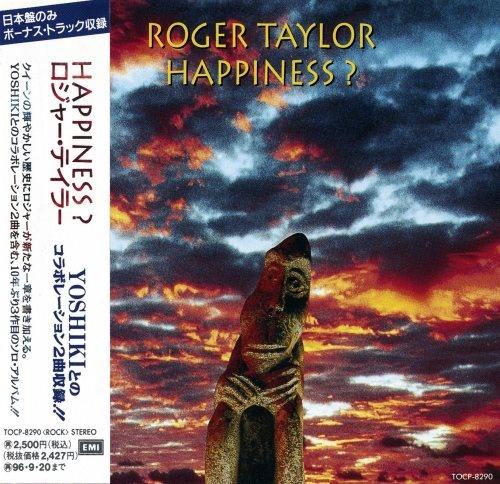 Roger Taylor - Наррinеss? [Jараnеsе Еditiоn] (1994)
