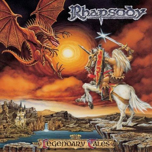 Rhapsody - Lеgеndаrу Таlеs (1997)