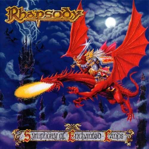 Rhapsody - Sуmрhоnу Оf Еnсhаntеd Lаnds (1998)