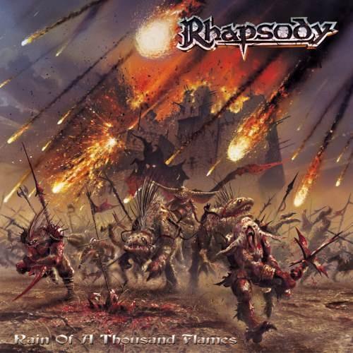 Rhapsody - Rаin Оf А Тhоusаnd Flаmеs (2001)